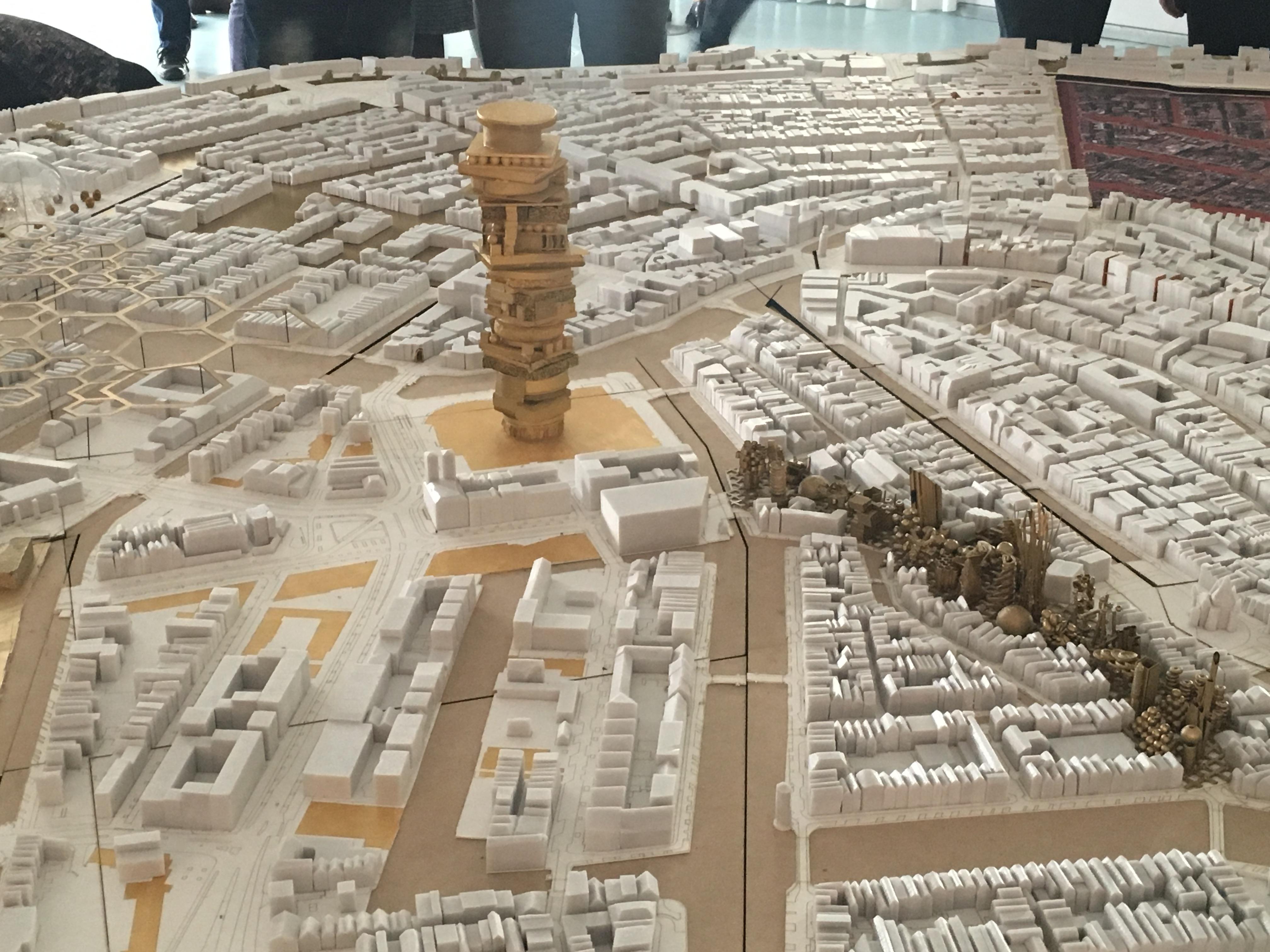 Laborantenblog: De stad is nooit af – Volksvlijt2056