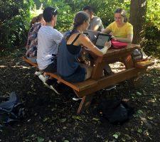 Summerschool De Veilige Waterstofwijk (4, 5, 6 juli 2018)