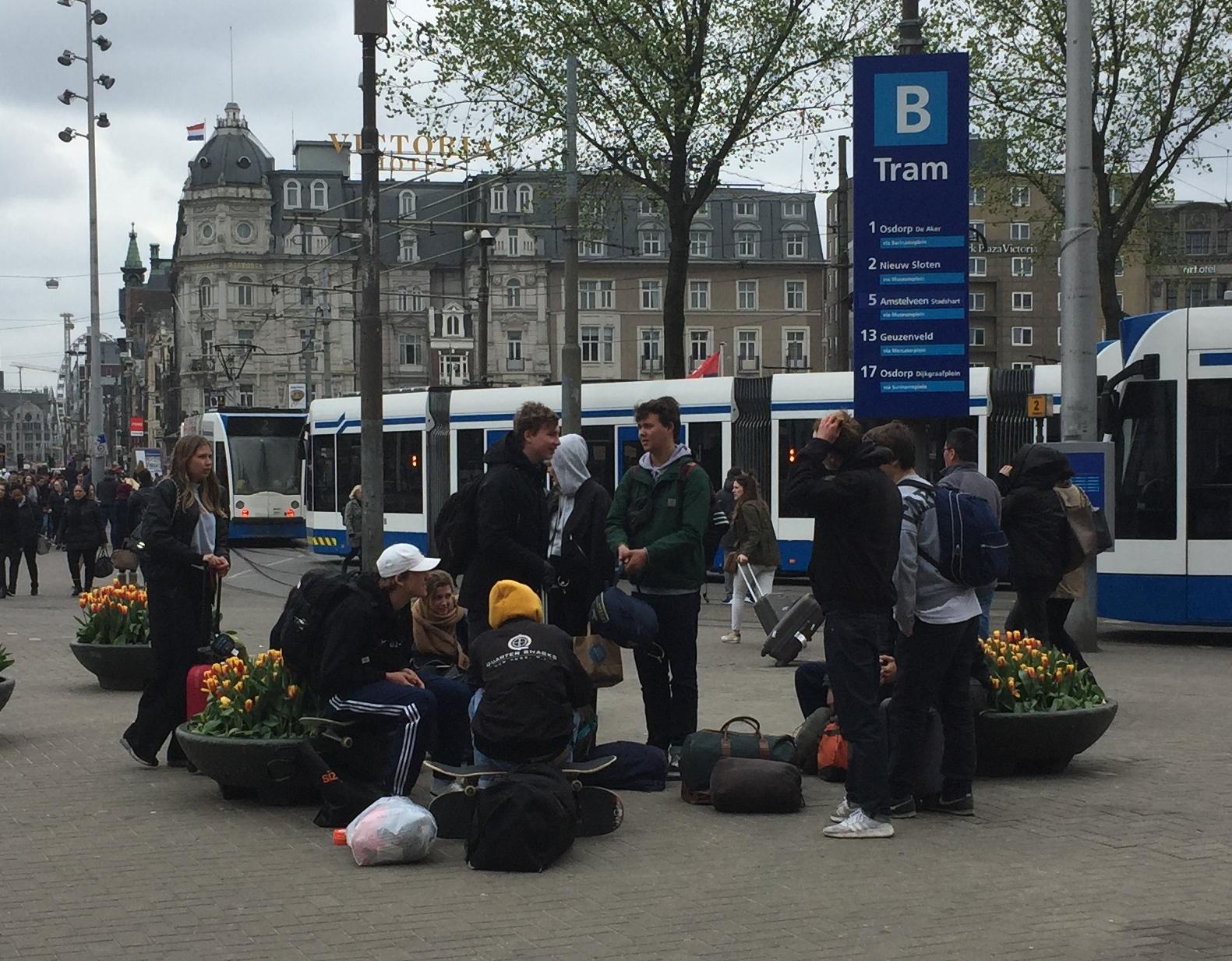 Je zal maar in Amsterdam moeten wonen