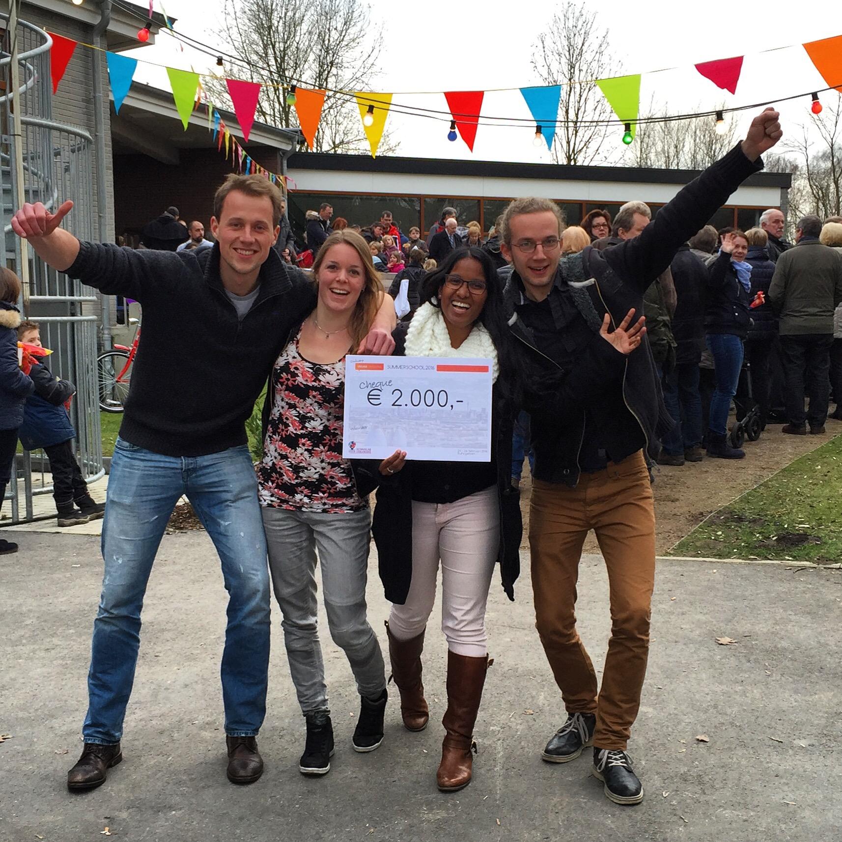 Summerschool: Maak het Ruhrgebied veiliger