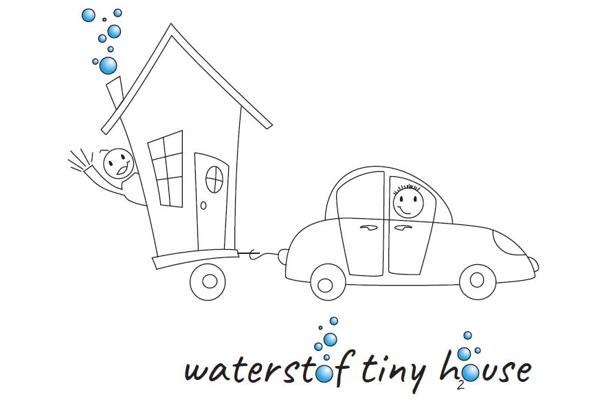 Young-professionals van de summerschool waterstof op de locatie Nijstad-Oost