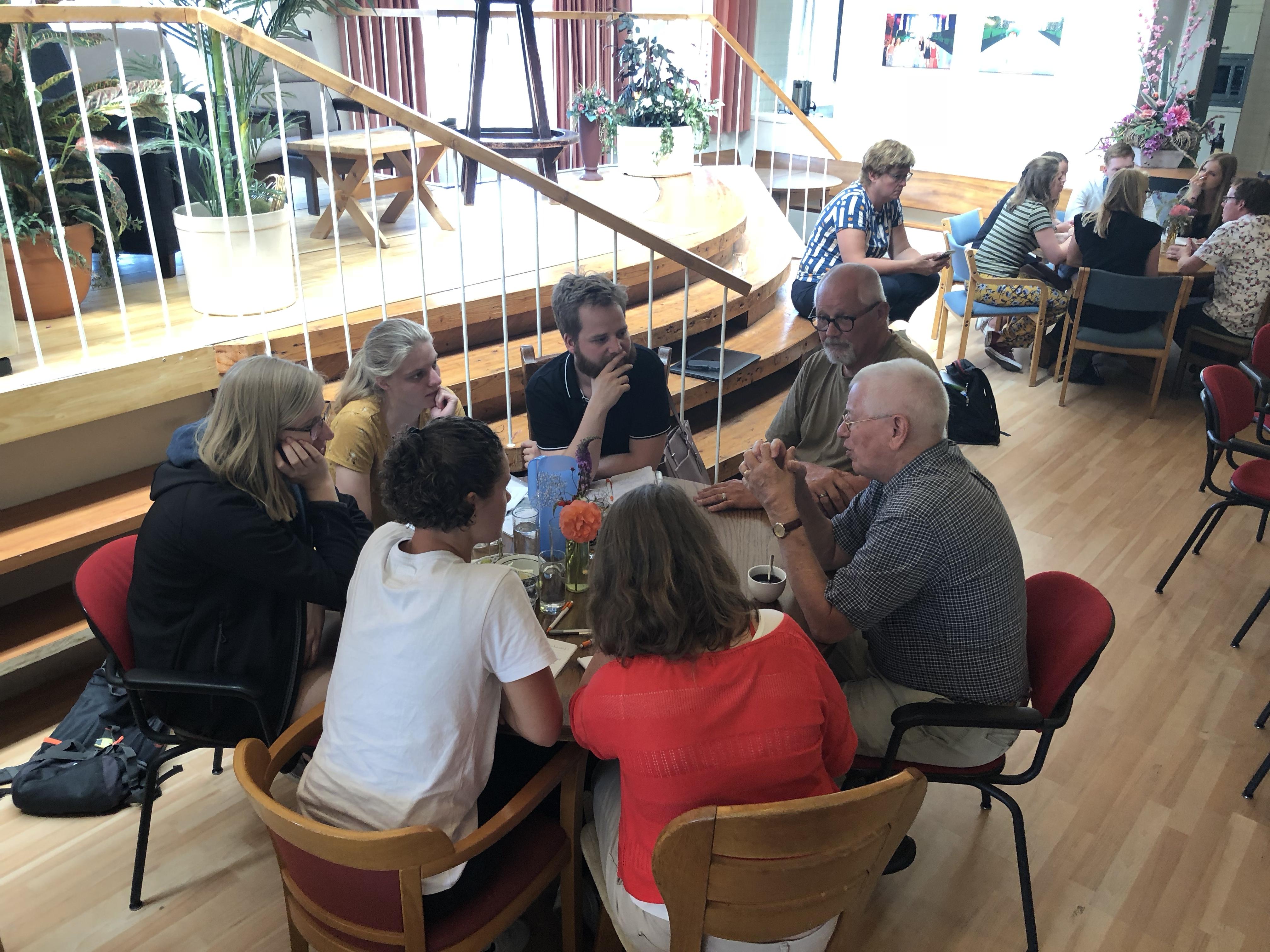 In gesprek met stakeholders