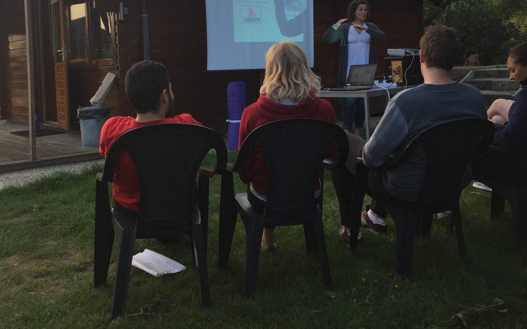 Summerschool Omgevingsveiligheid – Moerdijk | 2017