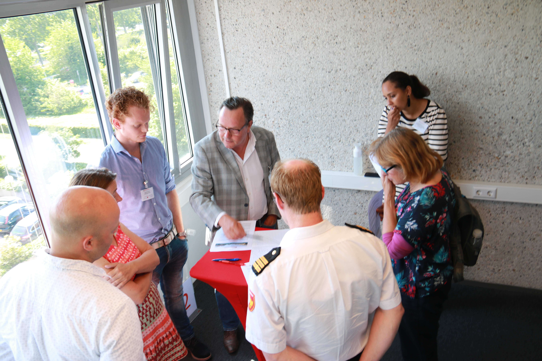 Regiosessie Omgevingswet Almere 15 mei 2018