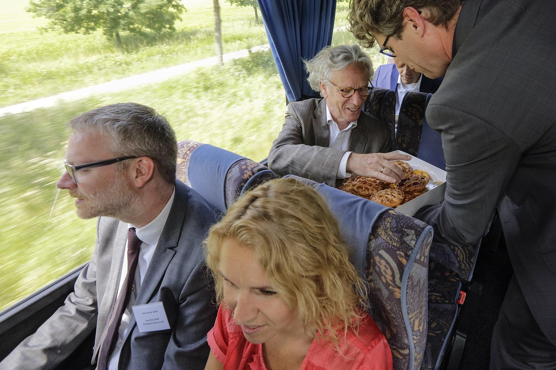 Burgemeesters excursie Sittard Stein (10)
