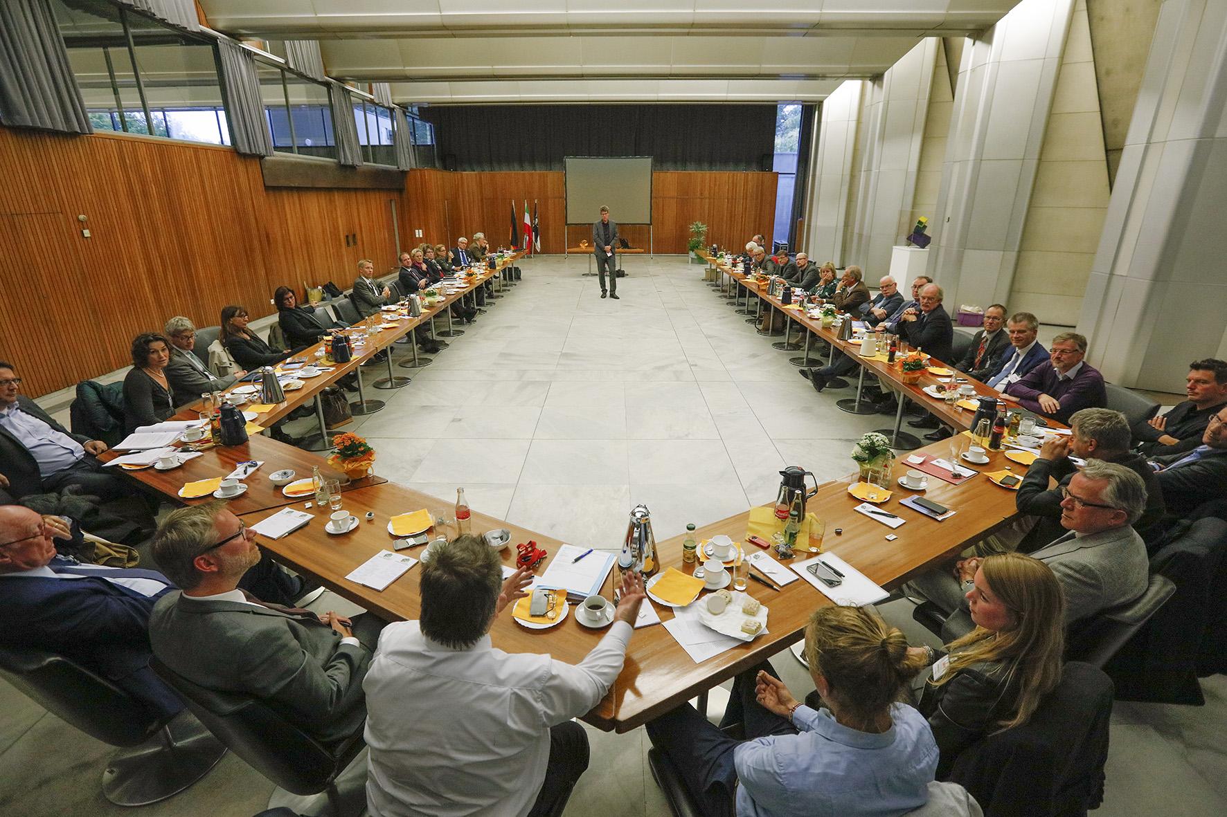Studiereis voor burgemeesters naar Ruhrgebied | 2016